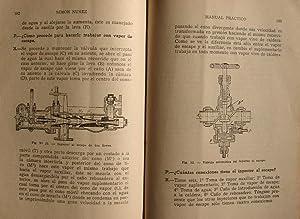 MANUAL PRACTICO DE PREGUNTAS Y RESPUESTAS PARA MAQUINISTAS, FOGUISTAS, ASPIRANTES Y MECANICO ...