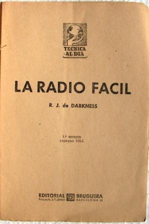 LA RADIO FACIL: DARKNESS, R. J. DE