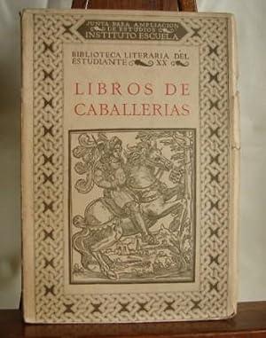 LIBROS DE CABALLERIAS: TENREIRO, RAMON