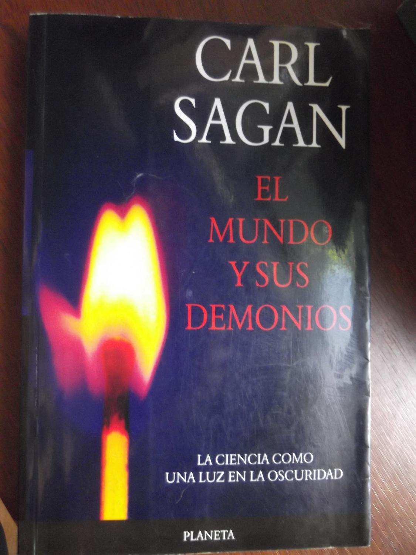 Mundo Y Sus Demonios : La Ciencia Como Una Luz En La Oscuridad: Carl Sagan  ...
