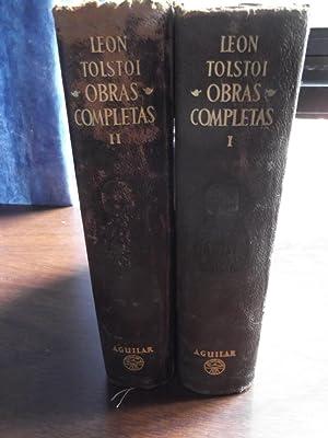 Obras Completas 2 Tomos: Tolstoi, Leon