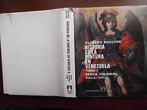 Historia De La Pintura En Venezuela, Tomo: Boulton, Alfredo