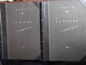 La Divina Comedia Según El Texto De: Alighieri, Dante.
