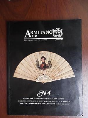 Revista Armitano Arte No. 4 / Retablos: Varios Autores
