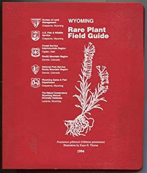 Wyoming Rare Plant Field Guide