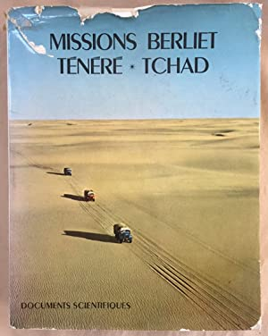 Missions Berliet Ténéré Tchad 9 Nov. 1959: Hugot, Henri