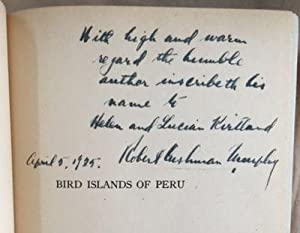 Bird Islands of Peru: The Record of a Sojourn on the West Coast: Murphy, Robert Cushman