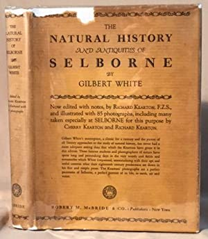 The Natural History and Antiquities of Selborne: White, Gilbert
