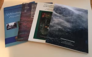 Four volumes related to Yellowstone ecosystem science: Various