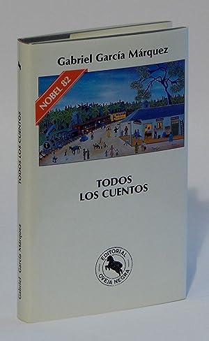 Todos los Cuentos [Collected Stories]: García Márquez, Gabriel
