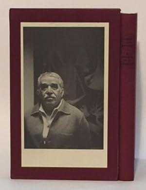 El General en su Laberinto: García Márquez, Gabriel