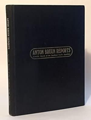 Anton Bruun Reports: Scientific Results of the Southeast Pacific Expedition