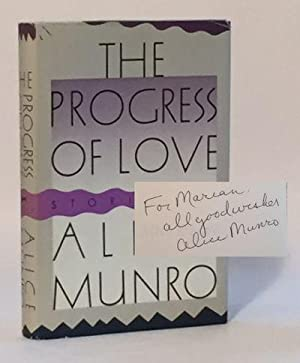 The Progress of Love: Munro, Alice