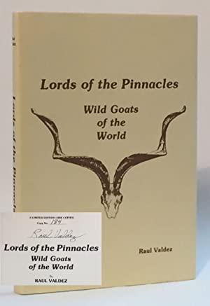 Lords of the Pinnacles: Wild Goats of: Valdez, Raul