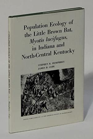Population Ecology of the Little Brown Bat, Myotis lucifugus, in Indiana and North-Central Kentucky