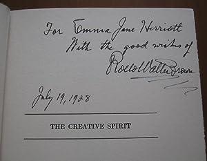 The Creative Spirit: Rollo Walter Brown
