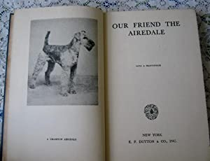 Our Friend the Airedale: Rowland Johns
