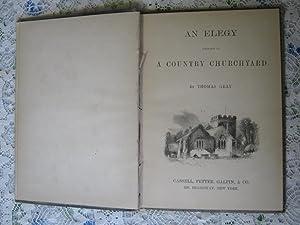 Gray's Elegy An Elegy in a Country Churchyard: Thomas Gray