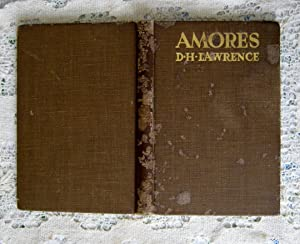 Amores Poems: D. H. Lawrence