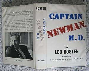 Captain Newman, M.D.: Leo Rosten
