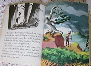 Walt Disney's Johnny Appleseed A Little Golden Book: Ted Parmalee (Adapted By)