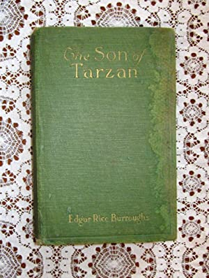 The Son of Tarzan: Edgar Rice Burroughs