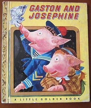 Gaston and Josephine - A Little Golden: Georges Duplaix