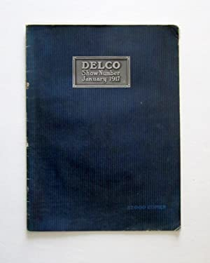 DELCO Show Number January 1917: Delco