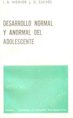 Desarrollo normal y anormal del adolescente
