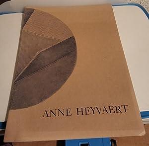CAJAS EN CARTÓN (Catálogo): ANNE HEYVAERT