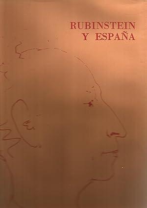 RUBINSTEIN Y ESPAÑA