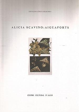 ALICIA SCAVINO: AIGUAFORTS: López Chuhurra, Osvaldo