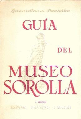 GUÍA DEL MUSEO SOROLLA: Pantorba, Bernardino