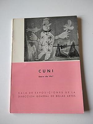 JOSE ALFONSO CUNI (Enero de 1967)