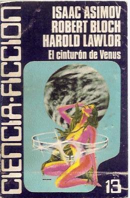 EL CINTURÓN DE VENUS: Asimov, Isaac /