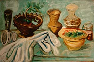 WALLACE STEVENS' PERSONAL ART COLLECTION (Sold Only As a Group): Stevens, Wallace