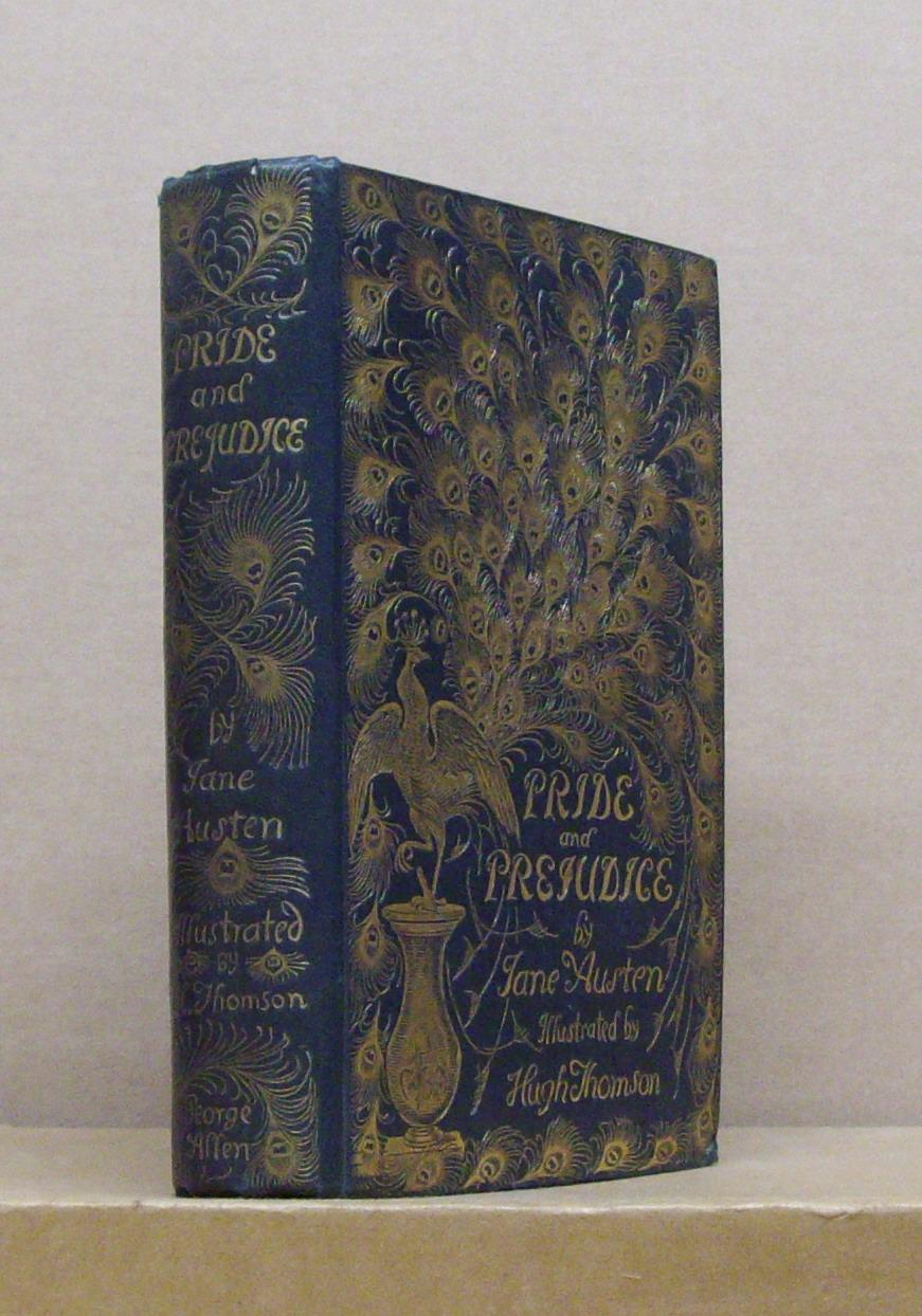 pride and prejudice by jane austen first edition