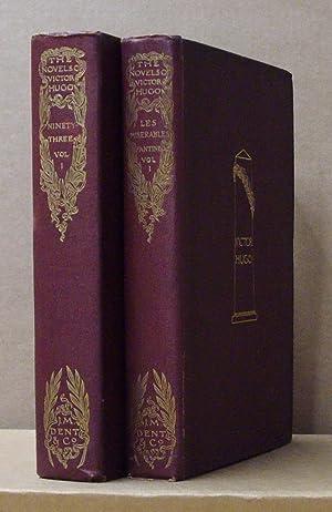 The Novels of Victor Hugo: Les Miserables,: HUGO, Victor.