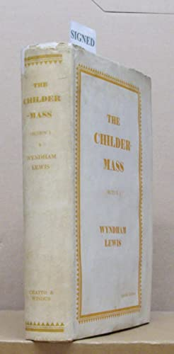 The Childermass - Section I.: LEWIS, Wyndham.