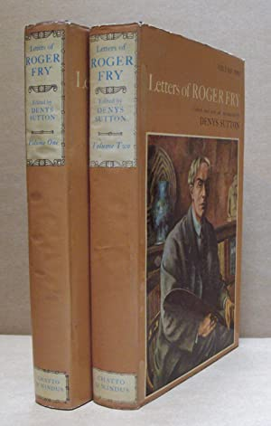 Letters of Roger Fry.: FRY, Roger. Sutton,