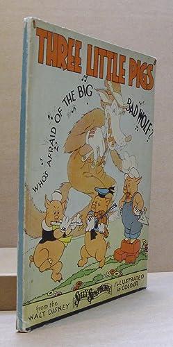 Three Little Pigs - Story and Illustrations: DISNEY, Walt.