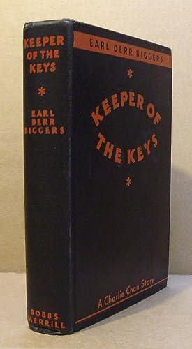 Keeper of the Keys - A Charlie: BIGGERS, Earl Derr.
