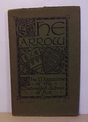 The Arrow - The Magazine of the Chelmsford School of Art. Vol. 1, No. 1.: BASKETT, C.H. (...