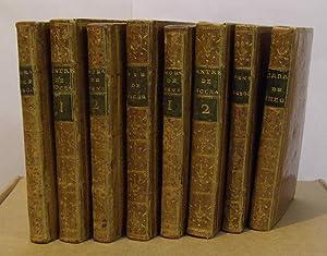 Collection des Moralistes Anciens.: NAIGEON, Jacques-André (introduces).