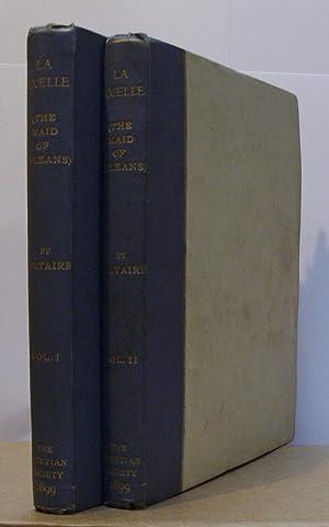 La Pucelle - The Maid of Orleans: DOWSON, Ernest (translates).
