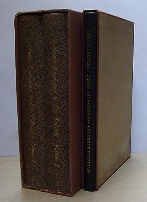 Anna Karenina.: FREEDMAN, Barnett (illustrates).