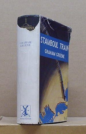 Stamboul Train.: GREENE, Graham.