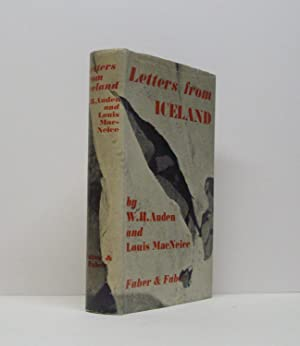 Letters from Iceland.: AUDEN, W.H. and