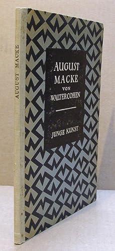 August Macke.: MACKE, August. COHEN,