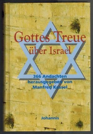 9783501013496: Gottes Treue über Israel - AbeBooks - Manfred Kessel ...
